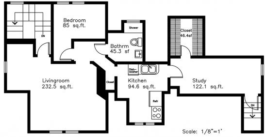 Bedroom Apartment Building at  - 871 Ackerman Avenue Syracuse, NY 13210 USA image 3