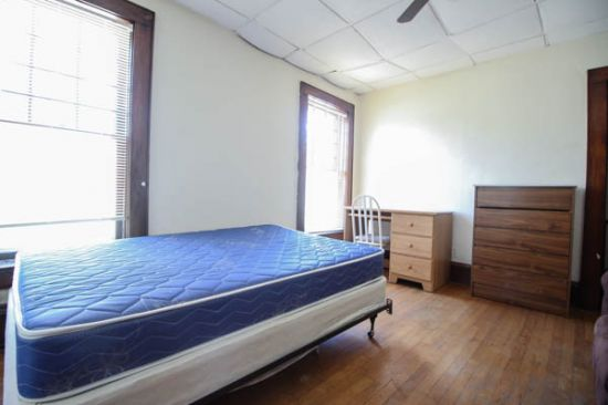 Bedroom Apartment Building at  - 111 East Springfield Avenue Champaign, IL 61820 USA image 4