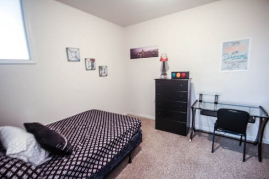 Bedroom Apartment Building at  - 606 East Stoughton Street Champaign, IL 61820 USA image 4