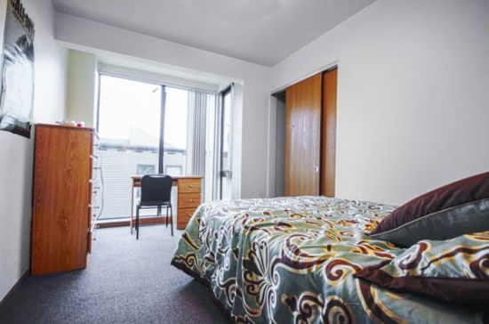 Bedroom Apartment Building at  - 51 East Green Street Champaign, IL 61820 USA image 3