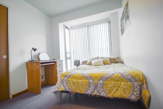 Bedroom Apartment Building at  - 51 East Green Street Champaign, IL 61820 USA image 5