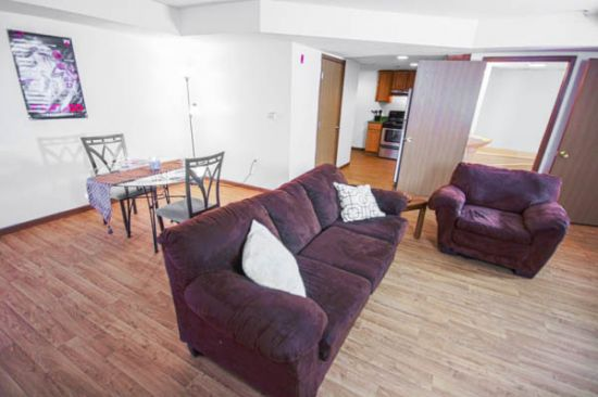 Bedroom Apartment Building at  - 51 East Green Street Champaign, IL 61820 USA image 6