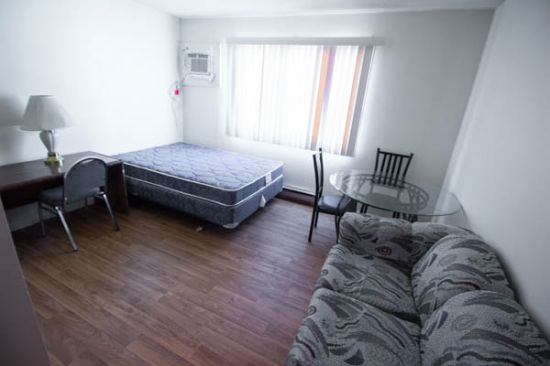 Bedroom Apartment Building at  - 107 East Healey Street Champaign, IL 61820 USA image 3
