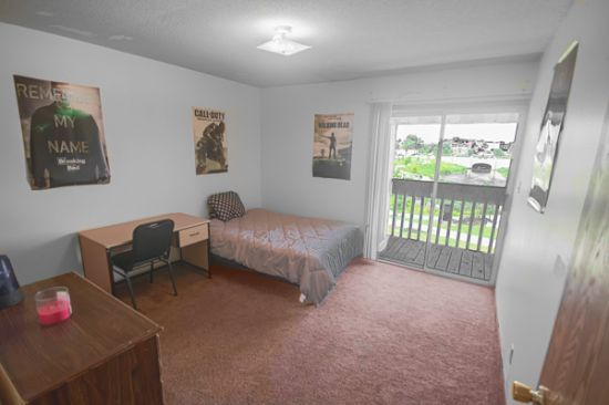 Bedroom Apartment Building at  - 107 East Springfield Avenue Champaign, IL 61820 USA image 7