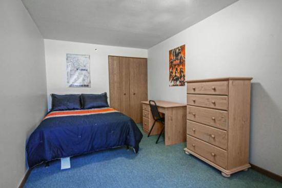 Bedroom Apartment Building at  - 408 East Springfield Avenue Champaign, IL 61820 USA image 8