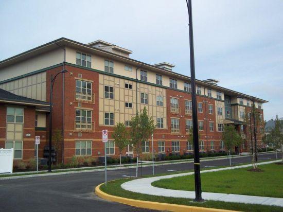 Bedroom Apartment Building at  - 475 Garner Ct Pittsburgh, PA 15213 image 10