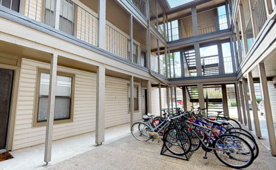 Bedroom Apartment Building at  - 400 Marion Pugh Dr, College Station, TX  77840, United States image 35