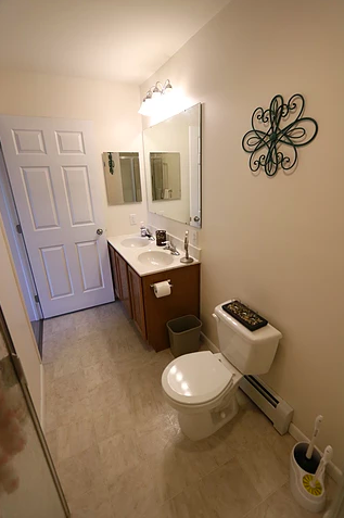 Bedroom Apartment Building at  - 247 W Utica St, Oswego, NY  13126, United States image 36