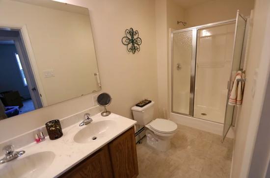 Bedroom Apartment Building at  - 247 W Utica St, Oswego, NY  13126, United States image 37