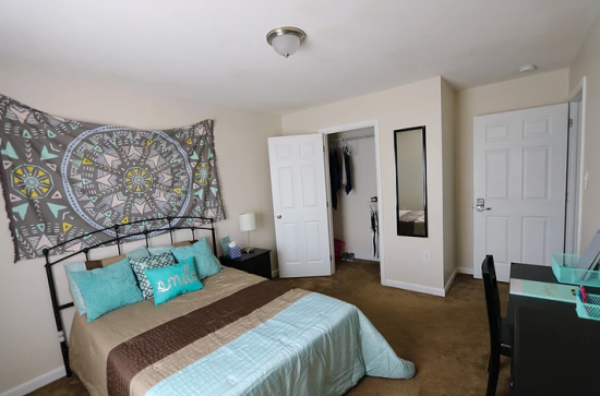 Bedroom Apartment Building at  - 247 W Utica St, Oswego, NY  13126, United States image 44