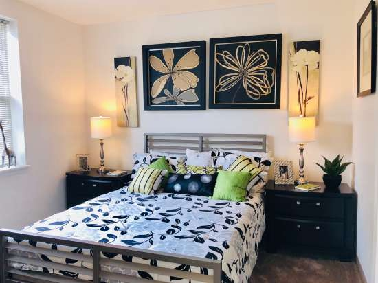 Bedroom Apartment Building at  - 475 Garner Ct Pittsburgh, PA 15213 image 4