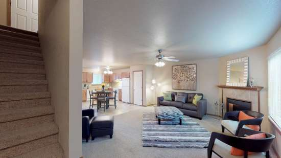 Bedroom Apartment Building at  - 2900 Blakewood Pl, Manhattan, KS  66502, United States image 2