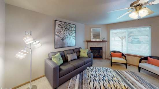 Bedroom Apartment Building at  - 2900 Blakewood Pl, Manhattan, KS  66502, United States image 3