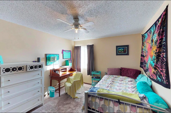 Bedroom Apartment Building at  - 1810 Hunting Ave, Manhattan, KS  66502, United States image 7