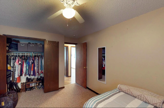 Bedroom Apartment Building at  - 1810 Hunting Ave, Manhattan, KS  66502, United States image 8