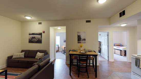 Bedroom Apartment Building at  - 88 Bieber Aly, Kutztown, PA  19530, United States image 7