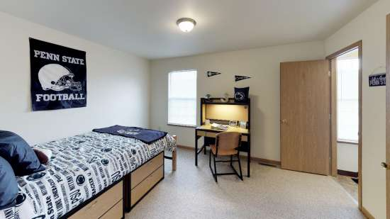 Bedroom Apartment Building at  - 446 Blue Course Dr, State College, PA  16803, United States image 13