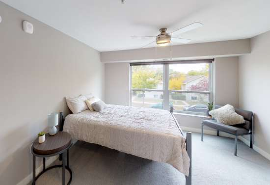 Bedroom Apartment Building at  - 815 SE 9th Ave Minneapolis, MN 55414 image 2