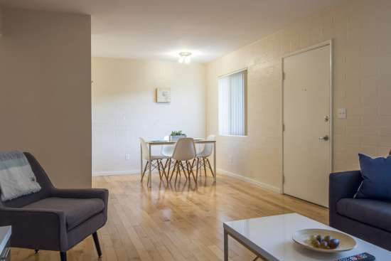 Bedroom Apartment Building at  - 835 N Sixth Ave, Tucson, AZ  85705, United States image 11