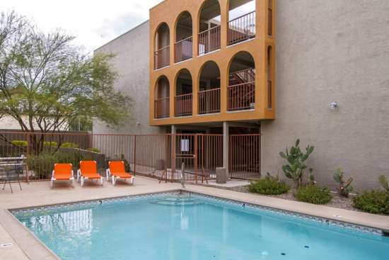 Bedroom Apartment Building at  - 819 N First Ave, Tucson, AZ  85719, United States image 1