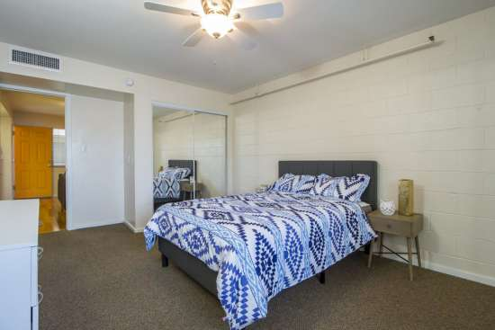 Bedroom Apartment Building at  - 819 N First Ave, Tucson, AZ  85719, United States image 10