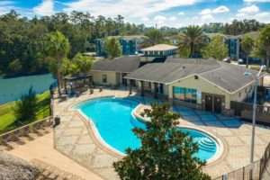 Bedroom Apartment Building at  - 600 Dixie Dr, Tallahassee, FL  32304, United States image 3