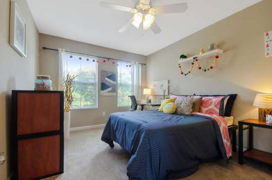 Bedroom Apartment Building at  - 600 Dixie Dr, Tallahassee, FL  32304, United States image 8