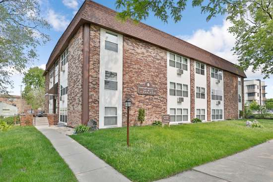 Bedroom Apartment Building at  - 817 12th Avenue SE Minneapolis, MN 55414 USA image 1