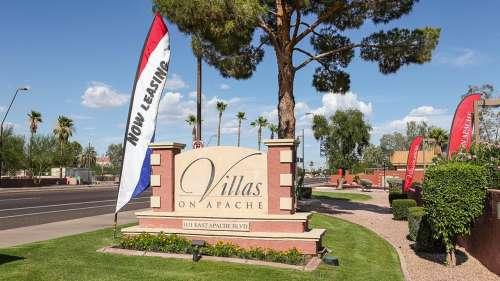 Villas on Apache