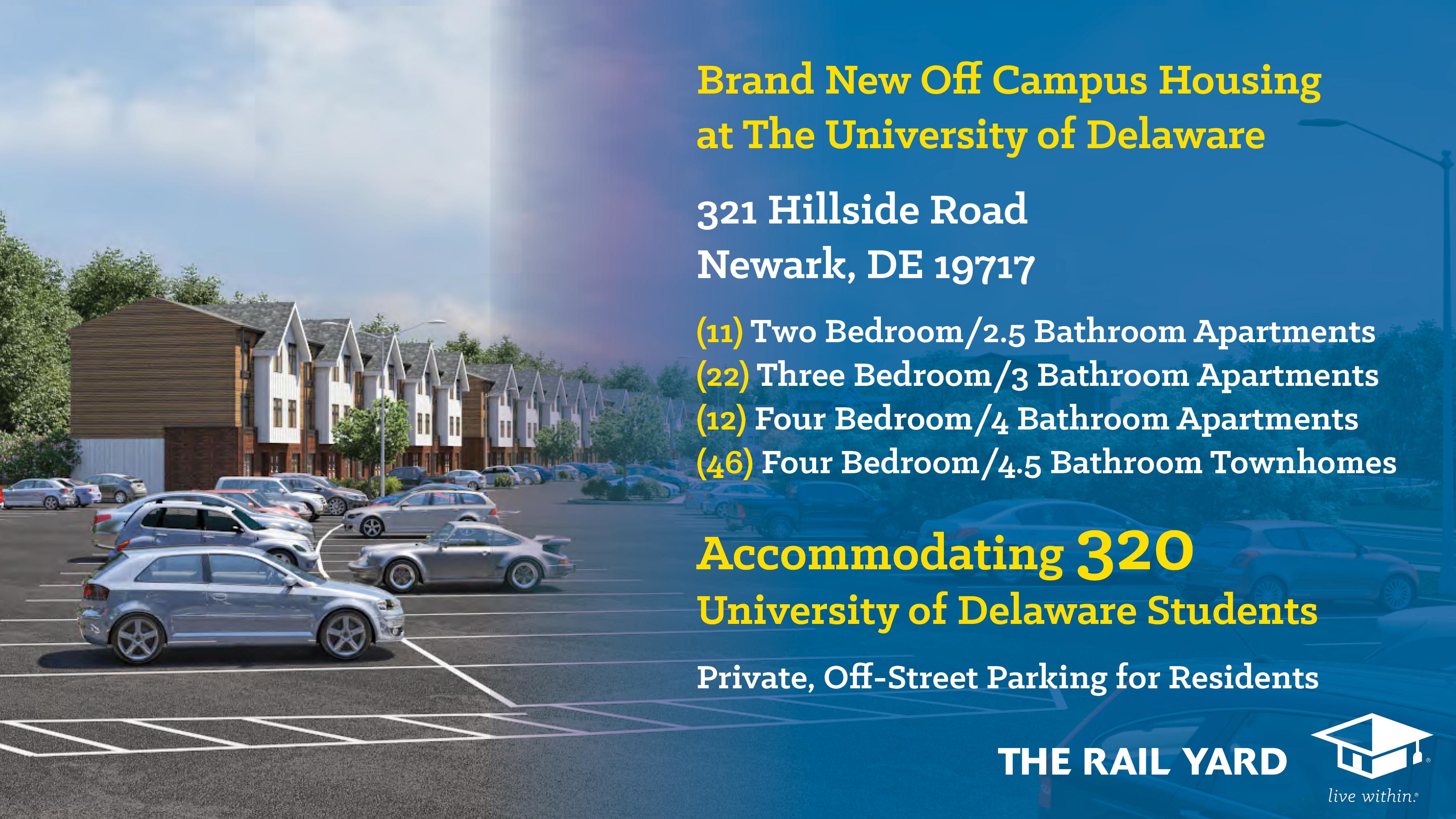 The Rail Yard Newark Delaware