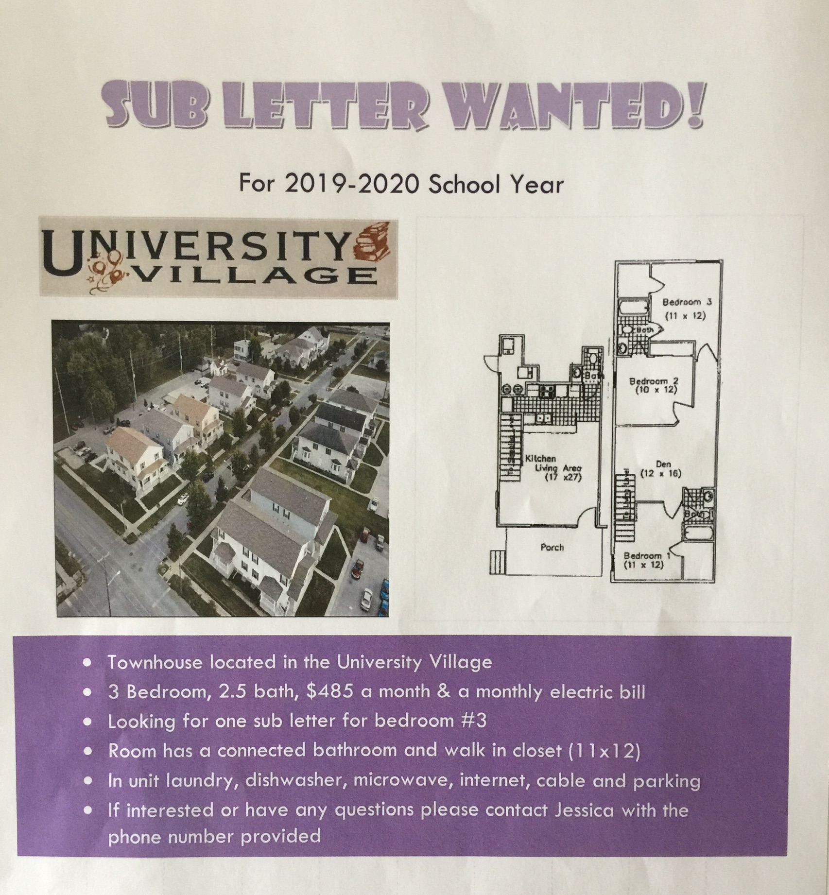 College sublease, college student housing near indiana-state , indiana-state off campus lofts