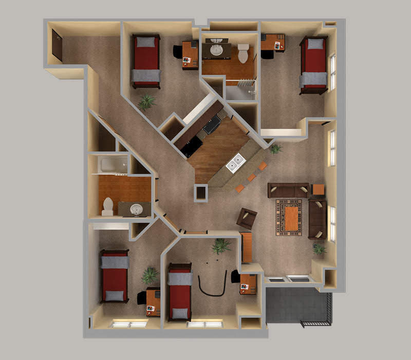 off campus lofts