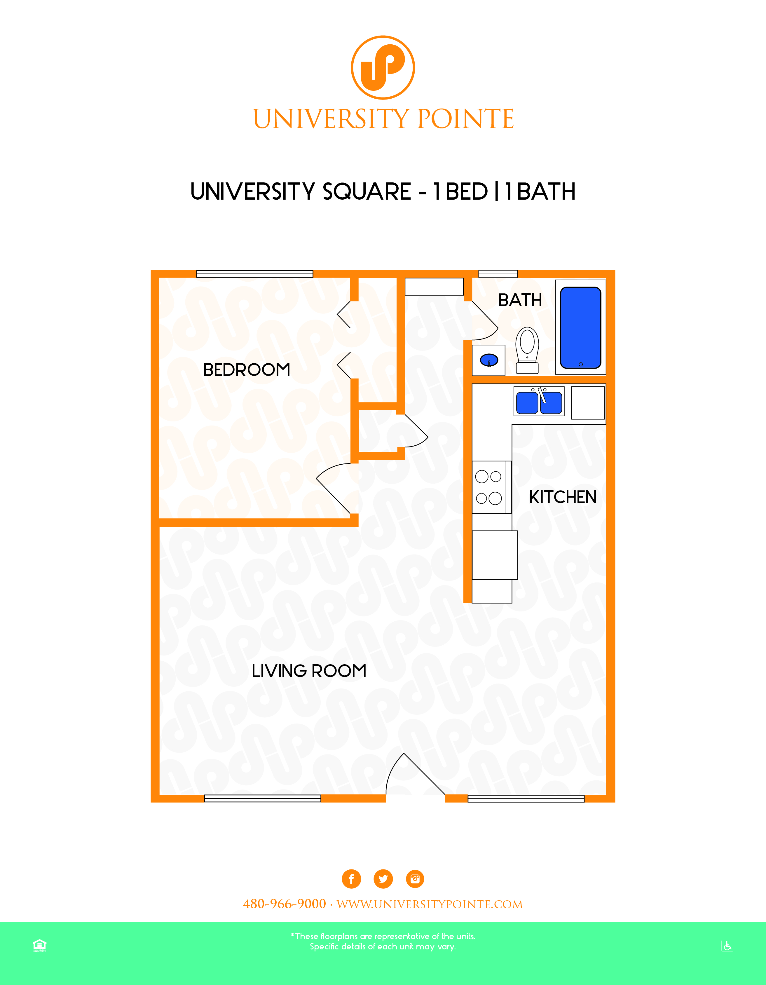Student housing near asu