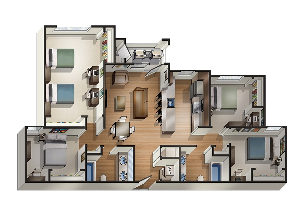 College sublease, college student housing near uc-davis , uc-davis off campus lofts