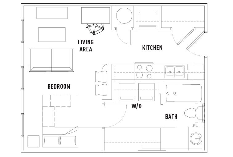 Student housing near rit