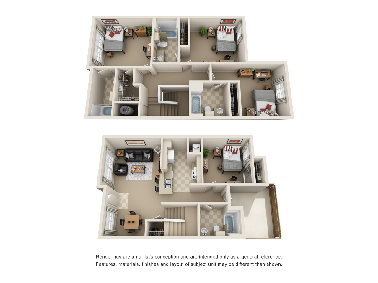 College sublease, college student housing near western-michigan , western-michigan off campus lofts