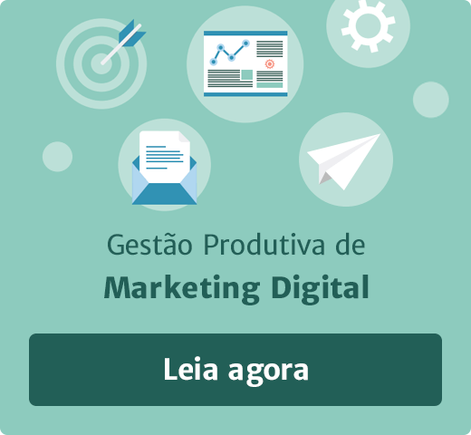 eBook Gestão produtiva de Marketing Digital