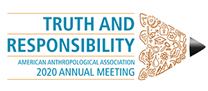 Truth and Responsibility AAA 2020 Annual Meeting Logo