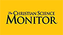 The Christian Science Monitor is spelled out in bl