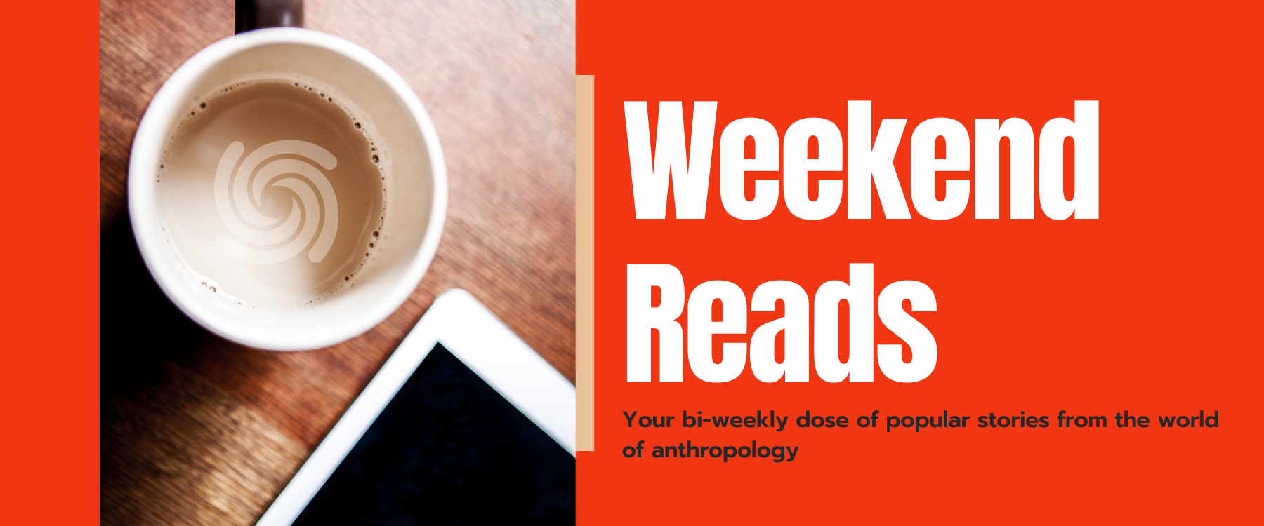 Weekend Reads Logo