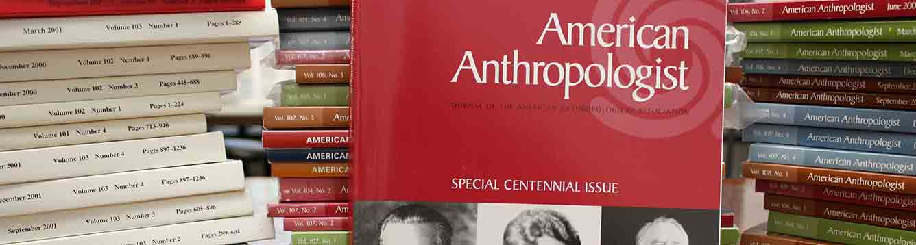 American Anthropologist book Desktop