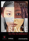 Race Are We So Different? book