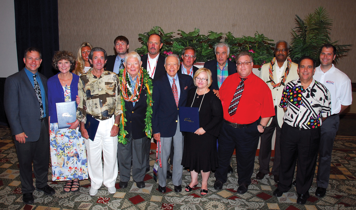 2008 Hall of Honor Recipients