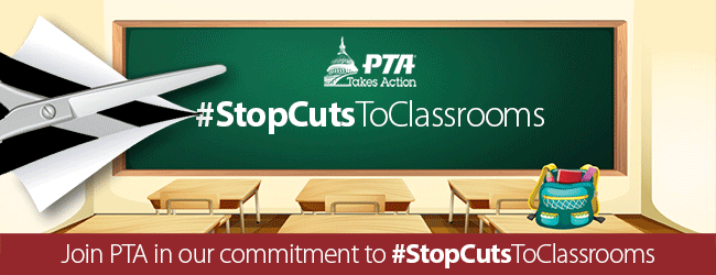 Stop Cuts to Classrooms