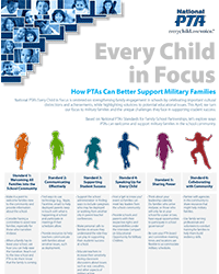How PTAs can better support Military families
