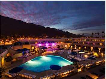 Palm Springs Hotel Zoso