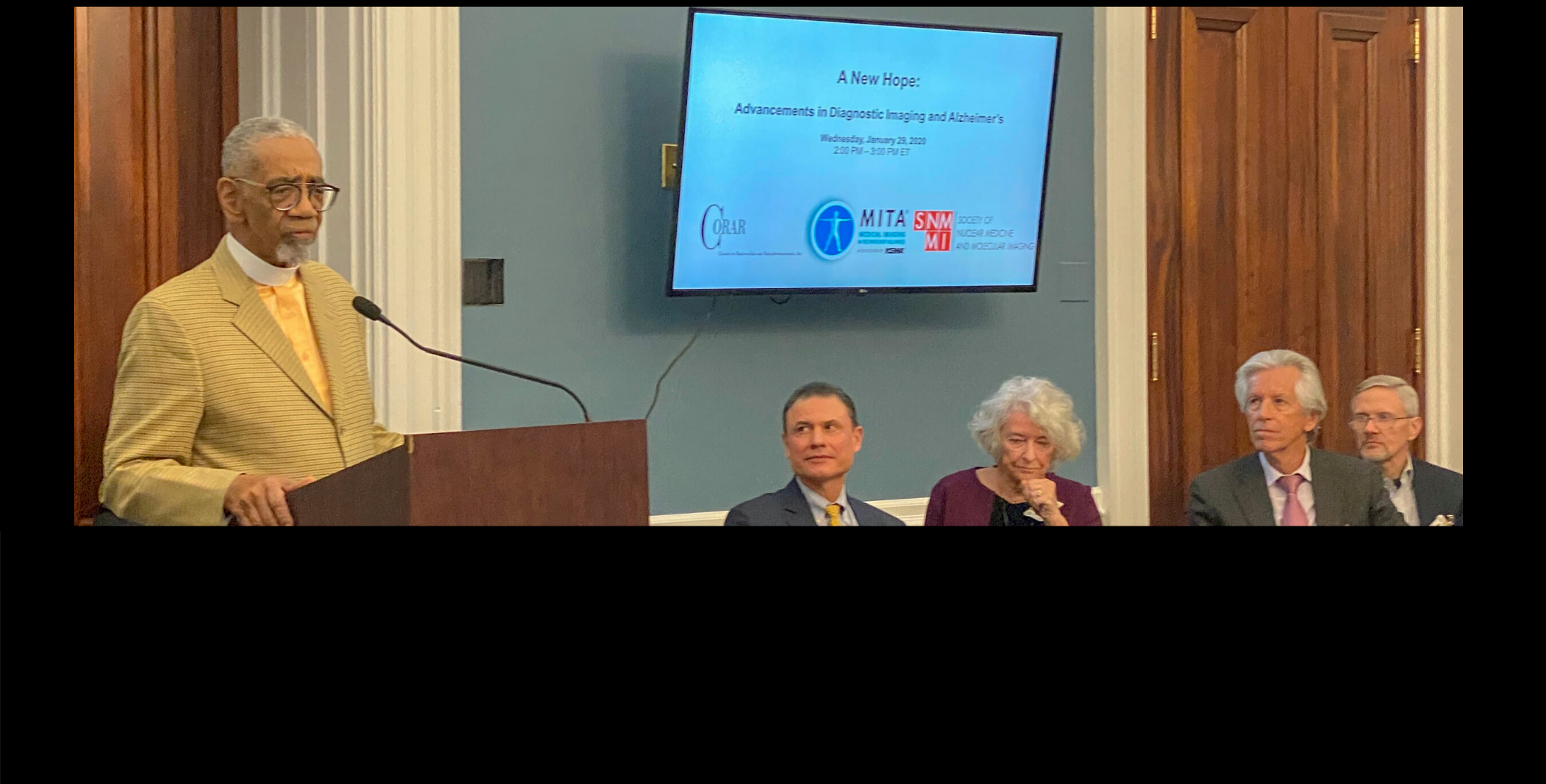 SNMMI Co-Hosts Briefing on Capitol Hill: Diagnostic Imaging and Alzheimer's