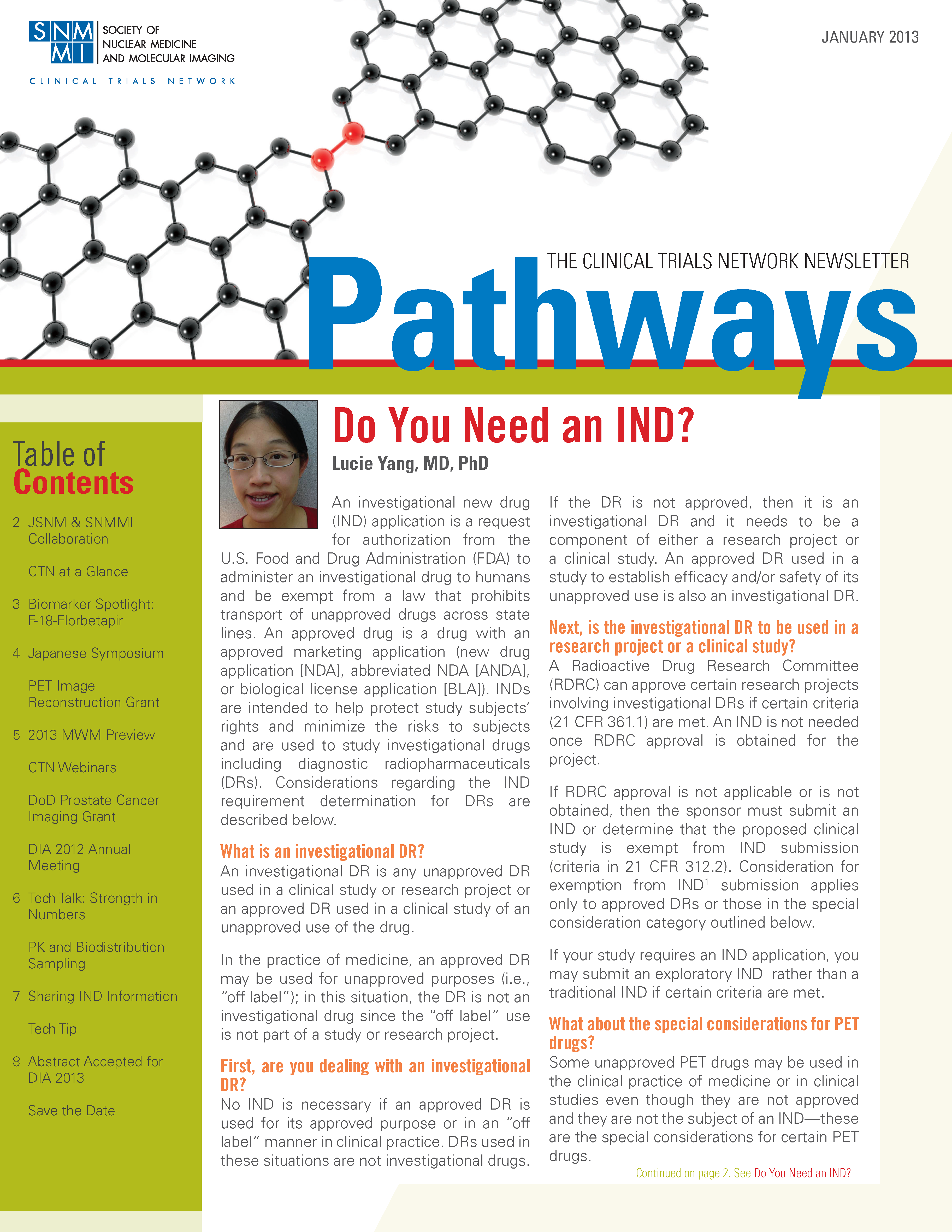 Pathways January 2013