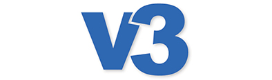 V3 isolated logo 370x229