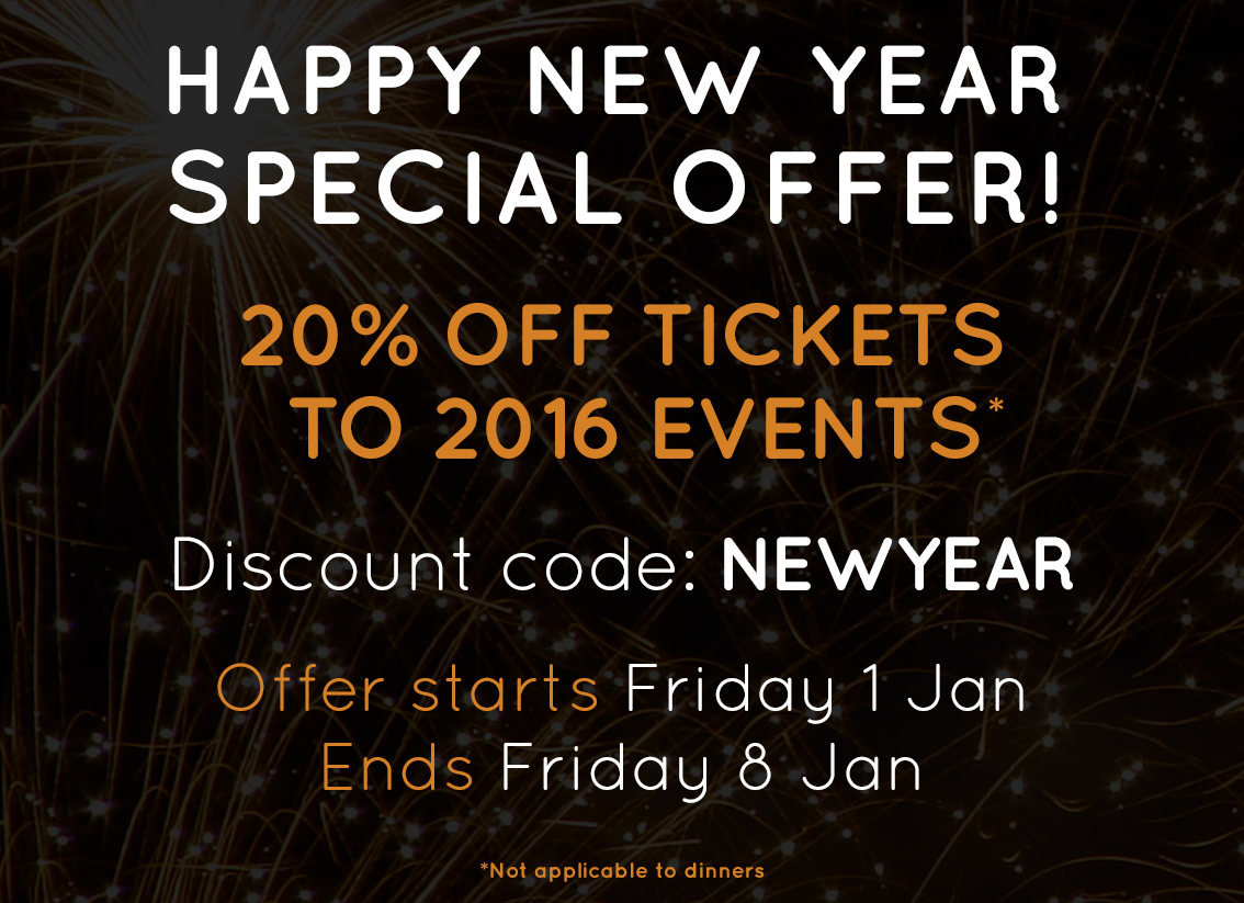 New Year Special Offer!
